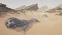 Olmo Potums: <br>Terrain Blending Tool